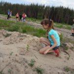 Изучение почвы