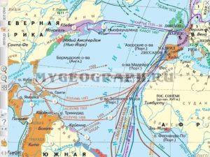 Путешественники-карта