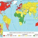 Уровень развития стран