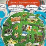 карта краевед
