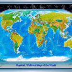 полит карта