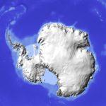 Антарктика рельеф